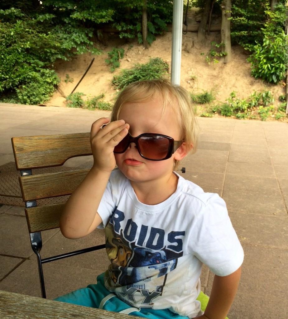 Linus Sonnenbrille